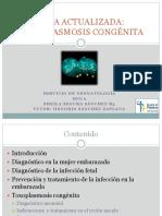 Toxoplasmosis c
