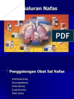 Drugs Acting on Respiratory System