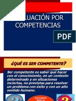 Evaluar Por Competencias1