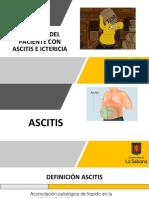 Ictericia y Ascitis