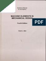 Solution Manual Machine Elements in Mechanical Design 4th Edition - Robert Mott.pdf