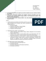 Jenis-jenis Auditor Dan Akuntan Publik
