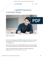GMAT Grammar Rules _ Complete List of GMAT Sentence Correction Rules