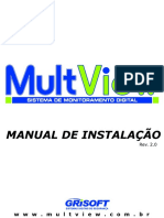 Manual instalação MULTIVIEW