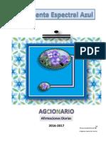 Agcionario 1 Meditacion Flor Del a Vida y Colorear Sello 2016 17 Aracelis Rodriguez