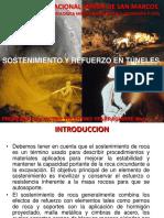 c 03 Sostenimiento y Revestimiento de Tuneles
