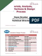 2.5 Analysis & Design Process
