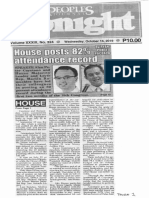 Peoples Tonight, Oct. 16, 2019, House posts 82% attendance record Speaker Alan Peter Cayetano and House Majority and Leyte Rep. Martin Romualdez.pdf