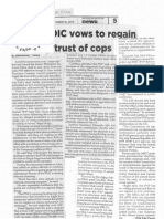 Philippine Star, Oct. 16, 2019, PNP OIC vows to regain trust of cops.pdf