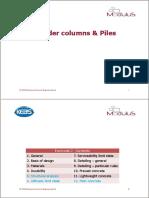 3.4 Slender Columns & Piles