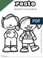 Fichas Apresto y Grafomotricidad Cuaderno Completo 80 Páginas Parte1