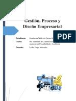 Diario de Campo de Gestion Empresarial