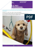 Mobile Pet Grooming Businesses