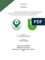 Imunisasi (Mini Project Internship) - dr. Teuku Muhammad Lizar
