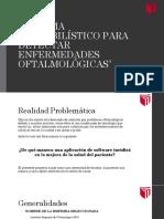 Sistema Probabilístico Para Detectar Enfermedades Oftalmológicas