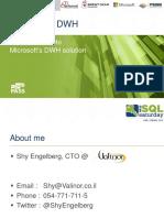 SQLSAT481_-_Azure_SQL_DWH