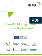 Landfill Management in the Netherlands Cocoon 20180503