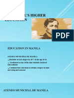 JOSE-RIZALS-Higher-education.pptx