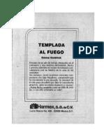 Emma Goldrick - Serie Latimore 02 - Templada Al Fuego