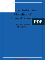 Cellular Automata Modeling of Physical Systems