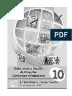 Polochic Elab. y Gestión de Proyectos - IGER
