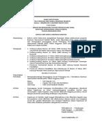Surat Keputusan Bendahara Bos