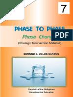 Phase to Phase - Edmund E. de los Santos