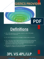 Llp and 4pl Model