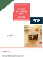 Análisis Semiótico de Cartel