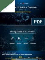 5G RAN2.0 Huawei