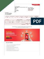 ACT Invoice - Manikandan
