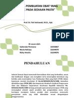 PPT Farmasi Industri