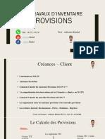 Les travaux d'inventaires - Provisions.pdf