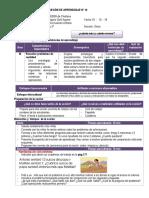 Sesiones de Matematica 1º y 2º 2019