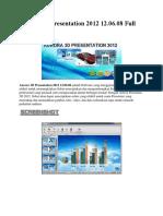 Aurora 3D Presentation 2012 12