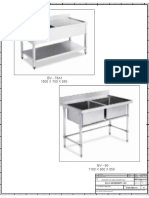 Sta.maria - Powder Plant - Kitchen Furniture Layout 2