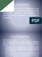 Cloud Computing 01