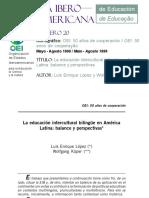 Revista Iberoamericana N20