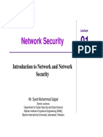 01-Introduction to Network and Network Security