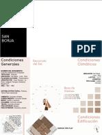 Analisis Bioclimatico Torres de Limatambo