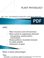 LEC 6_Plant Physiology