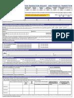 Hdfc Cob Form