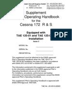Exam Qs C-172 Poh Supplement Thielert