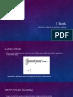 Strain Introduction