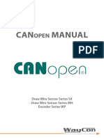 CANopen Manual