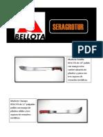 Lista de Precios SERAGROTUR Exhibicion 06-09-2019 PDF