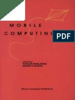 Mobile Computing book