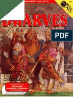 Mayfair Games - Role Aids - 704 - Dwarves