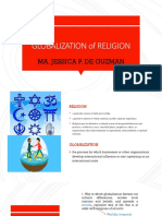 Religion Globalization Sending