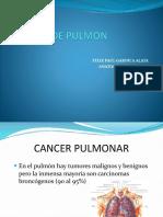 C3 Clases Cancer de Pulmon